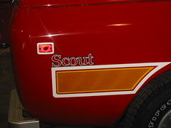 "1980 International Scout • <a style=""font-size:0.8em;"" href=""http://www.flickr.com/photos/85572005@N00/8405424749/"" target=""_blank"">View on Flickr</a>"