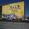 BATLE (TRUE 2 DEATH) Tags: railroad train graffiti tag graf trains railcar railways railfan freight freighttrain rollingstock batle 663k benching freighttraingraffiti