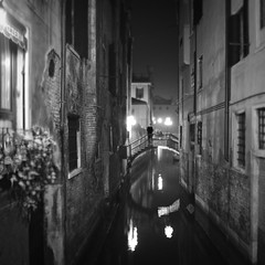 I am lost and not found (Arianna_M) Tags: venice bw black night visions noir shadows bn ombre silence pace ghosts beirut biennale nebbia venezia notte 2012 silenzio oscurit visioni elephantgun anditripsthroughthesilenceofourcampatnight giocandoconlelungheesposizioni anditripsthroughthesilenceallthatisleftis ofportalsandparallelworlds nonsifiniscemaidiperdersineivicolettidivenezia alphasonydslr350