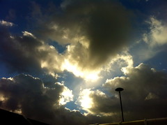 Day 31 - Moody Skies....