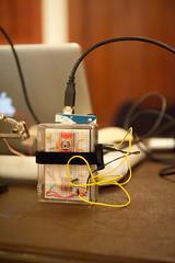 Gander Demo, Edison Lecture Series (Cockrell School) Tags: gander universityoftexasataustin cockrellschoolofengineering electricalcomputerengineering