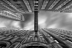 East 24th (John Farnan Photography) Tags: longexposure blackandwhite newyork monochrome clouds buildings mono monoprint unitedstates cloudy atmosphere monochromatic lookingup newyorknewyork gothamcity movingclouds weirdlooking canonphotography cloudsinthesky nd110filter builtstructure dramaticimage newyorkinblackandwhite morenyc newyorkinthewinter blackandwhitemonomonochromatic canon5dmkiicanonphotography dizzyheghts