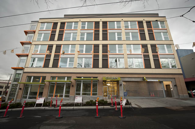 Two New Apartment Buildings Join Changing Capitol Hill Rental Market