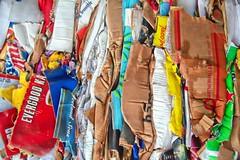 Pressete farger -|- Compressed colours (erlingsi) Tags: carton oc recycling volda compressed papir erlingsivertsen kartong resirkulering sammenpresset
