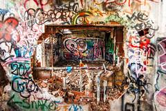 Scary Dairy (Thomas Hawk) Tags: california usa abandoned america graffiti unitedstates fav50 unitedstatesofamerica camarillo venturacounty fav10 fav25 fav100 scarydairy californiastateuniversitychannelislands