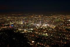 moiwa_06 (suzumi3) Tags: view night sapporo landscape mtmoiwa japan hokkaido