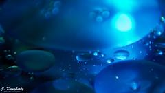 Bubbles (shutt3r3d) Tags: colors bubble bubbles colored oils spherical gravity