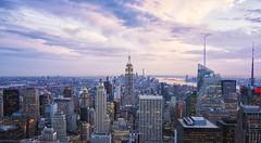twilight (Dejan71) Tags: top rock new york city manhatten