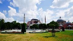 Santa Sofa (PhotoSebastian) Tags: turquia turkey estambul istambul santasofia hagiasofia