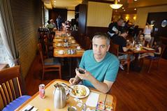 All American Breakfast at Delta Hotel, Quebec city (lezumbalaberenjena) Tags: quebec city canada canad delta hotel room habitacin habitacion chambre