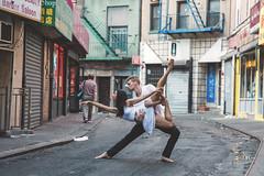 Dancing Duo (cvillandry (Instagram & Twitter @cvillandry)) Tags: doyersstmanhattan ballet chinatown dance dancer newyork nyc pointe streetphotography