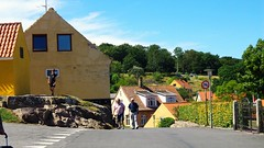 On Top Of The Mountain (brandsvig) Tags: gudhjem bornholm danmark denmark island  balticsea stersjn july 2016