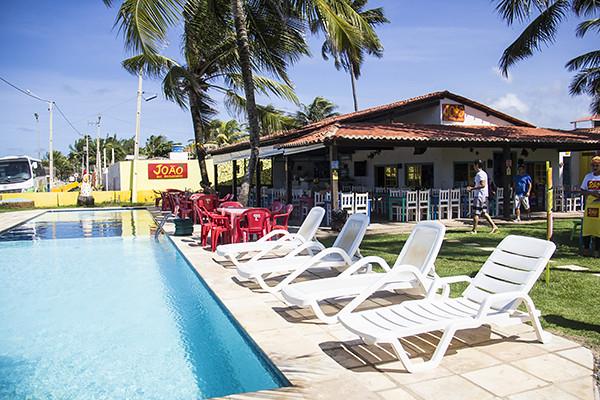 Restaurante João - piscina