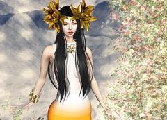 Scandalize - CRYSTAL (Rehana MiSS SLVietnam, Face of CHOP ZUEY 2015) Tags: secondlife fashion rehana rehanaseljan newrelease scandalize chopzuey lode laboheme slink magika posesion