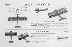 1917. Silhouettes d'avions classes par analogie__26 (foot-passenger) Tags: 1917    franais aviation bnf bibliothquenationaledefrance  wwi beardmore gallica