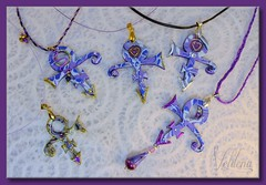 Purple Rain Forever (SomewhatOdd) Tags: mokumegane earrings mixedmedia kaleidoscope unique colorful necklace jewelry pendant handmade polymerclay art sculpey fimo beads oneofakind bright cheerful glassbeads clay micashift magneticclasp cord original swarovskicrystals filigreebeads pearls gift beautiful cabochons bracelet wirewrapped coloredwire kaleidoscopecane polyclay glass originaldesigns hearts flowers tutorial ovensafemolds miniaturefood artistic silver gold handbraidedcord veldenaladson pardo premo pin brooch seedbeads polymer metalfindings prince rain purplerain princerogersnelson singer entertainer handsome