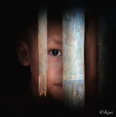 MAE LA, Refugees camp, Thailand (Komi07) Tags: enfant children poor refugges birman portrait portraiture canon population people world asie asia thailand