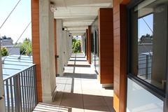 East Exterior Hallway