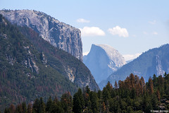 Half Dome View (isaac.borrego) Tags: uploadedviaflickrqcom mountains peaks clouds valley elcapitan halfdome yosemitevalley sierranevada yosemite nationalpark california canonrebelt4i