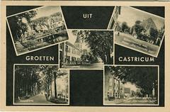 1958 astricum (Steenvoorde Leen - 1.9 ml views) Tags: ansichtkaart postkaart postcards postkarte karte castricum 1958