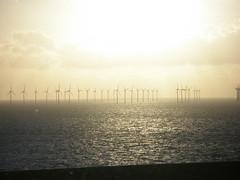 Energy (ElenaPerlotti) Tags: oresund energy wind sea onthebridge water acqua sky light
