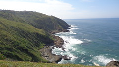 View from The Gap (Rckr88) Tags: view from the gap viewfromthegap thegap port st johns portstjohns eastern easterncape cape southafrica south africa sea water ocean coast coastline coastal rocks rock rockycoastline waves wave wilderness cliff cliffs travel outdoors nature