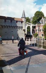 Rent a Solex (Arne Kuilman) Tags: canon 500n analogue film scan kodak 4009 kodacolor epson zeeland nederland netherlands 3570 analoog solex rentasolex