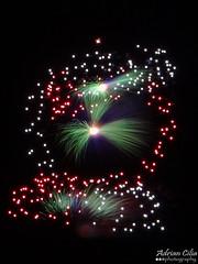 Malta --- Zebbug --- Fireworks (Drinu C) Tags: adrianciliaphotography sony dsc hx100v malta fireworks zebbug feast shells colours longexposure stphilip
