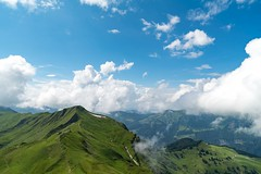 Top Of The World (Gr@vity) Tags: damüls mittagsspitze landscape landschaft berge mountains sony a7s sonyzeiss2470f4 rocks felsen