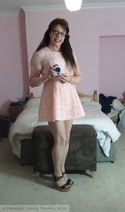 September 2016 (emilyproudley) Tags: crossdresser cd tv tvchix tranny trans transvestite transsexual tgirl tgirls convincing dress feminine girly cute pretty sexy transgender glasses xdresser highheels gurl hosiery tights