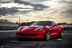 Corvette C7 Z06 - ADV5.2 MV.2 Standard Wheels (ADV1WHEELS) Tags: corvettec7z06 chevrolet corvette corvettez06 adv1wheels wheels concave forged custom aftermarket performance americanmuscle