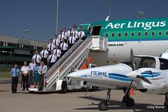 Aer Lingus FTE (17) (crgmry) Tags: aerlingus fte aerlingusfte airbusa320 a320 aeropuertodejerez jerez aeropuerto airport jerezairport flighttrainingeurope studentpilot studentpilots cadetpilot cadet cadetpilots student pilot da42 diamond diamondda42