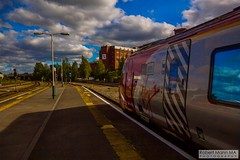 ChesterRailStation2016.09.22-19 (Robert Mann MA Photography) Tags: chesterrailstation chesterstation chester cheshire chestercitycentre trainstation station trainstations railstation railstations arrivatrainswales class175 class150 virgintrains class221 supervoyager class221supervoyager merseyrail class507 city cities citycentre architecture nightscape nightscapes 2016 autumn thursday 22ndseptember2016 trains train railway railways railwaystation