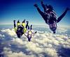Angle fly.                                     #skymad #skydive #skydivemadrid #enjoy #demadridalcielo #madrid #lifeyourdreams #freefly #caidalibre #paracaidismo #friends