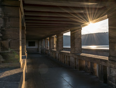 Setting Sun (bennavanwegen) Tags: lastlight sun