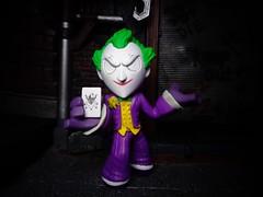 The Joker (ridureyu1) Tags: joker batman arkhammysteryminis dccomics funko pop funkopop bobblehead mysterymini toy toys actionfigure toyphotography sonycybershotsonycybershotdscw690