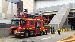 CAPA Demonstration (adelaidefire) Tags: australasian fire emergency service authorities council afac 2016 brisbane queensland australia afac16 sasgar rosenbauer eta l20fa samfs sa mfs south australian metropolitan capa