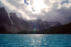 20160903_023a (mckenn39) Tags: landscape mountain nature lake canada alberta banffnationalpark morainelake rockymountains