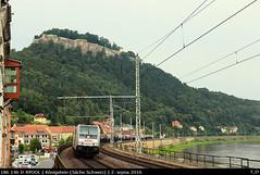 186146_02082016 (R_H CZ) Tags: traxx lotos knigstein sachsen schsische schweiz railpool railcolor