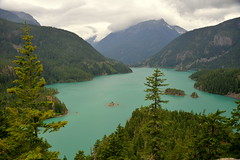 Diablo Lake (kewing) Tags: northcascadesnp skagitriver