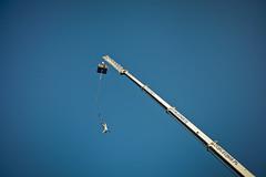 Bungee Jumper (d.kiero) Tags: gdask batyk wakacje lampion wadysawowo canon 5d zatoka gdaska plaa bungee
