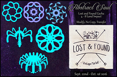 [-AS-] Lost & Found Sept. 2016 Gacha (Abstract Soul by Methias Kira) Tags: fantasy spell magic energy light art surreal kaleidoscope abstractsoul as abstract secondlife methias methiaskira lostandfound lostfound gacha event