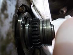 Mainshaft bearing (37114) Tags: fairey overdrive
