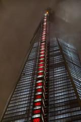 Shrouded (saebaryo) Tags: nyc newyorkcity building fuji worldtradecenter 1855mm fujinon freedomtower 1wtc xpro1 fujixpro1 fujinonxf1855mmf284rlmois