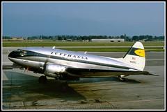 N9891Z Lufthansa  (Capitol Airways) (Bob Garrard) Tags: buffalo capitol airways lufthansa commando curtiss c46 usaaf cfavo n9891z 4477846