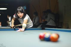 Jump-Ball-Break-Shot (Tira Arafa) Tags: event billiard kinal jkt48