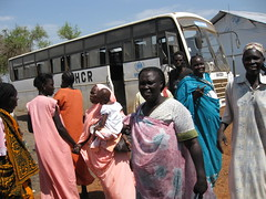 UNHCR News Story: Returnees build their own village back in South Sudan (UNHCR) Tags: africa unicef woman news bus home village southsudan refugees help aid exile shelter information protection khartoum assistance kuda unhcr iom newsstory juba returnees latrines sudaneserefugees partnerorganization unrefugeeagency unitednationsrefugeeagency unitednationshighcommissionerforrefugees hostcommunity theworldfoodprogramme theinternationalorganizationformigration temporarytransitcentre