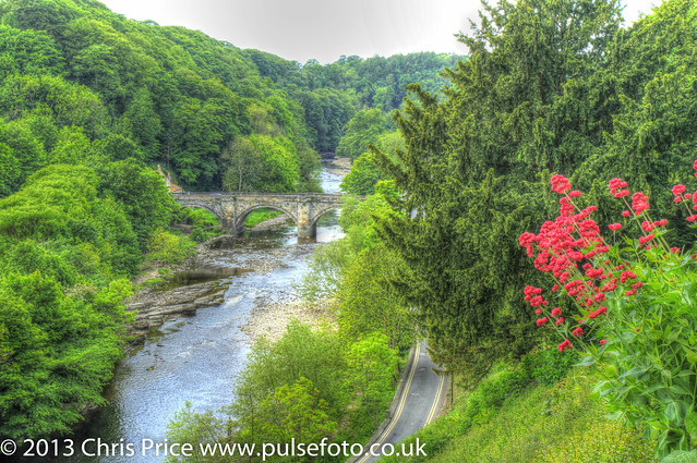 Richmond and the Swale, Yorkshire
