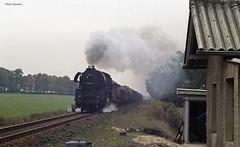 1982-10 Weteritz (niek opdam) Tags: germany east ddr 41 deutsche reichsbahn