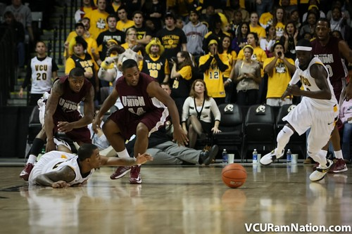 VCU vs. Virginia Union